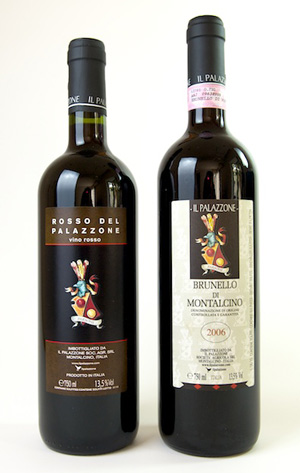 トスカーナのイルパラッツォーネは、上質なブルネッロディモンタルチーノの作り手です。