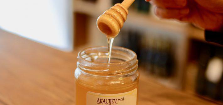 アカシアの蜂蜜